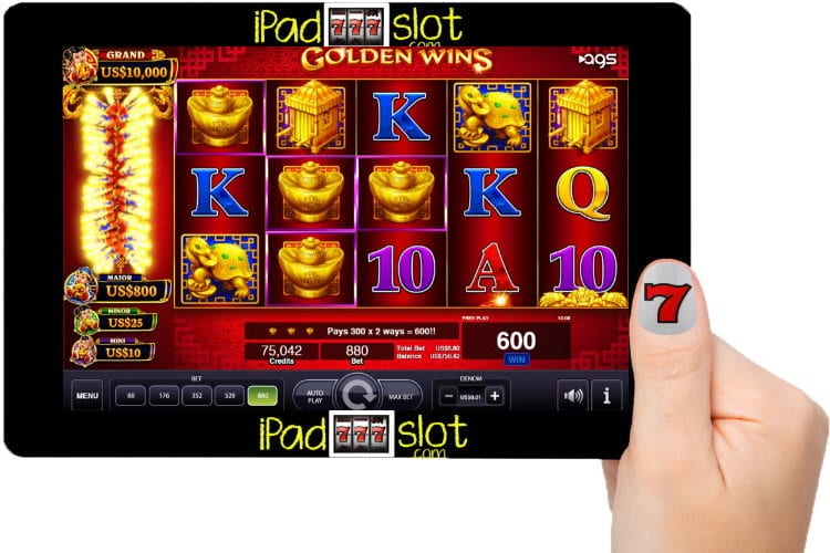 Golden Wins Free AGS Slot Game Guide