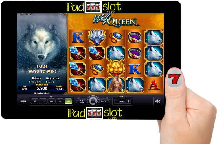 Wolf Queen Free AGS Slot Game Guide