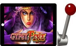 Gypsy Fire free ipad slot