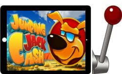 Jumping Jack Flash free ipad slot