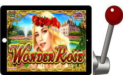 Wonder Rose free ipad slot