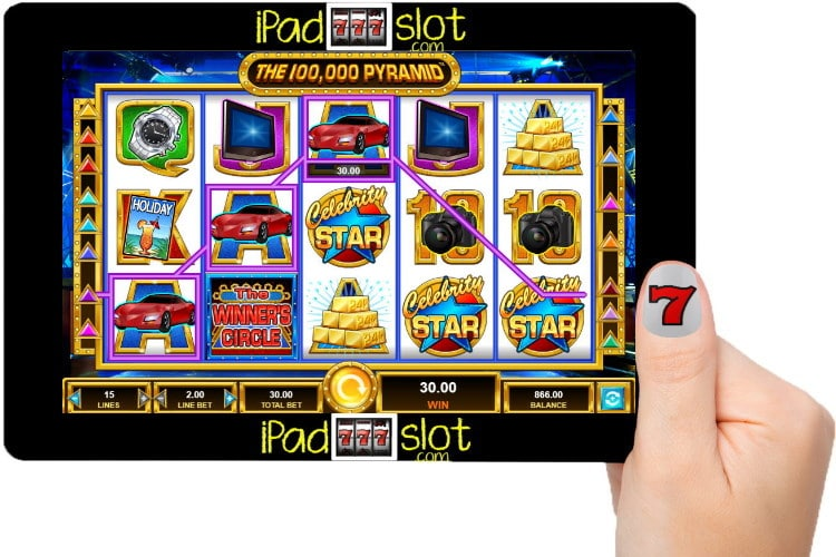 The $100,000 Pyramid Free IGT Slot Game Guide