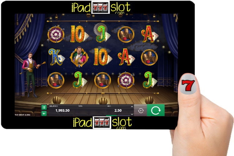 The Great Albini Free Microgaming Slot Game Guide