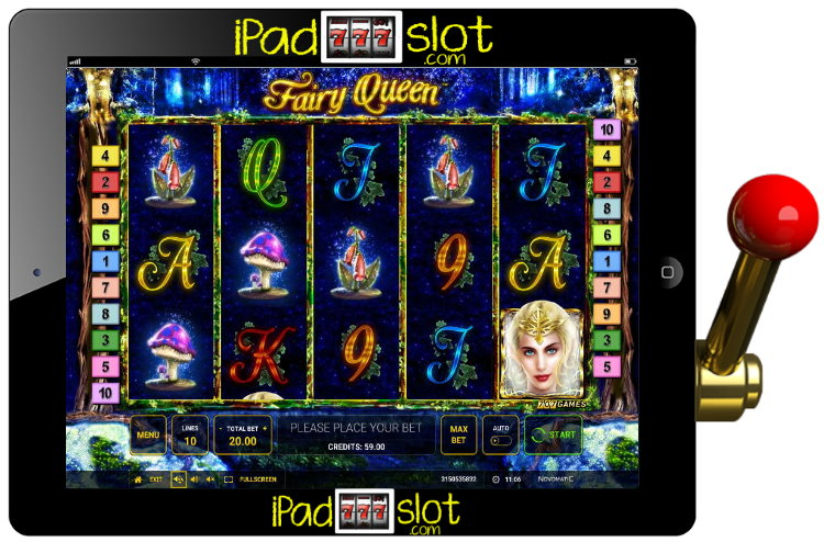 Fairy Queen Novomatic Free Slot Game Guide