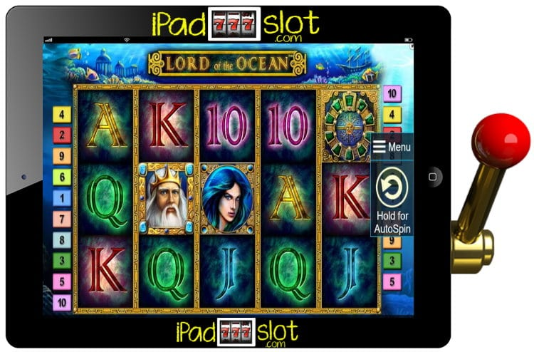 Lord of the Ocean Novomatic Free Slot Game Guide